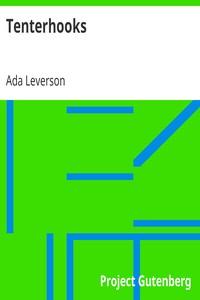 Cover of Tenterhooks