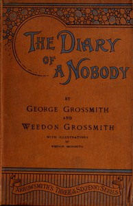 Cover of The Diary of a Nobody