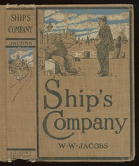 Cover of Dual ControlShip's Company, Part 8.