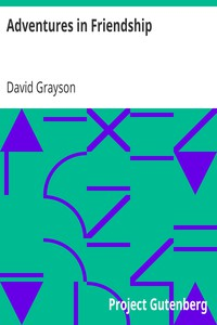 Cover of Adventures in Friendship