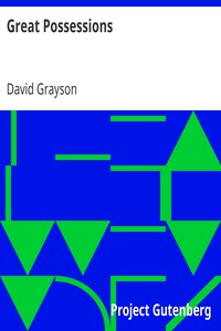 Cover of Great Possessions