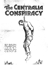 Cover of The Centralia Conspiracy