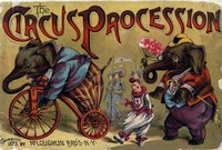 Cover of The Circus Procession