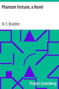 Cover of Phantom Fortune, a Novel