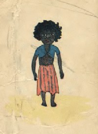 Cover of The Story of Little Black Mingo