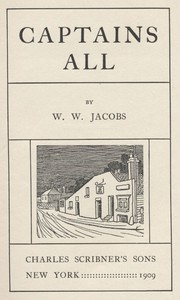 Cover of Captains AllCaptains All, Part 1.