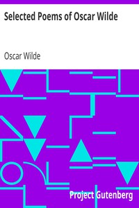 Cover of Selected Poems of Oscar Wilde