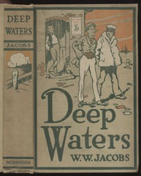 Cover of Sam's GhostDeep Waters, Part 4.