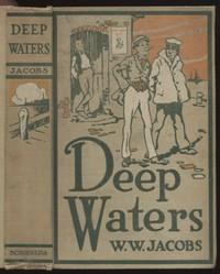 Cover of Striking HardDeep Waters, Part 10.