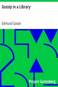 Cover of Gossip in a Library
