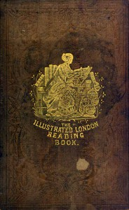 Cover of The Illustrated London Reading Book