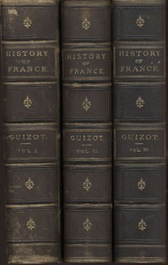 Cover of A Popular History of France from the Earliest Times, Volume 1
