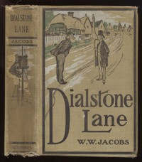 Cover of Dialstone Lane, Part 1.