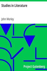 Cover of Studies in Literature