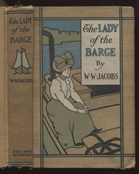 Cover of The Lady of the Barge and Others, Entire Collection