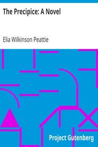 Cover of The Precipice: A Novel