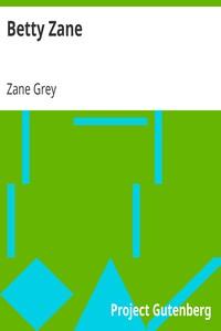 Cover of Betty Zane