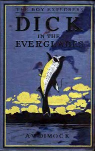 Cover of Dick in the Everglades