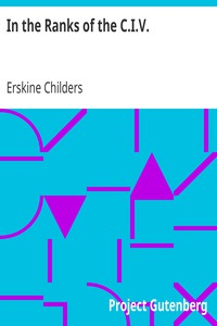 Cover of In the Ranks of the C.I.V.