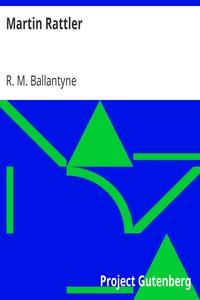 Cover of Martin Rattler