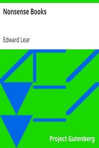 Cover of Nonsense Books