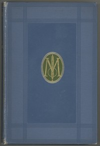 Cover of Poems — Volume 1