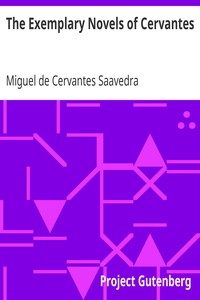 Cover of The Exemplary Novels of Cervantes