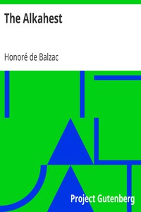 Cover of The Alkahest