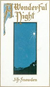 Cover of A Wonderful Night; An Interpretation Of Christmas