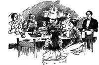 Around the Tea-Table
