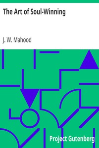 Cover of The Art of Soul-Winning