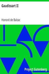 Cover of Gaudissart II