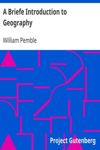 Cover of A Briefe Introduction to Geography