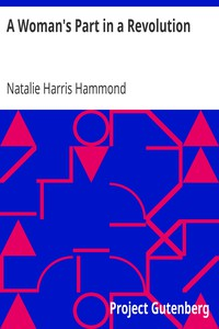 Cover of A Woman's Part in a Revolution
