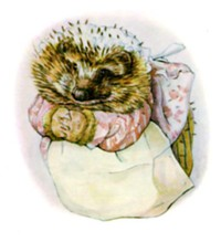 Cover of The Tale of Mrs. Tiggy-Winkle