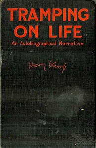 Cover of Tramping on LifeAn Autobiographical Narrative