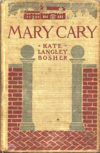 """Mary Cary: """"Frequently Martha"""""""