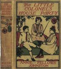 Cover of The Little Colonel's House Party