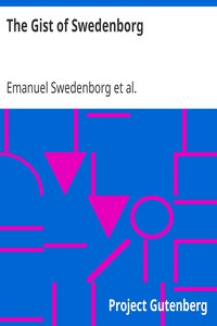 Cover of The Gist of Swedenborg