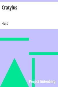 Cover of Cratylus