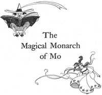 Cover of The Surprising Adventures of the Magical Monarch of Mo and His People