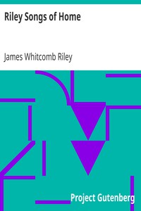 Cover of Riley Songs of Home