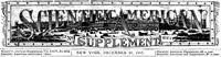 Scientific American Supplement, No. 623, December 10, 1887