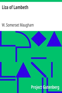 Cover of Liza of Lambeth
