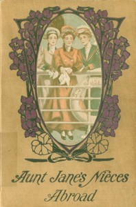 Cover of Aunt Jane's Nieces Abroad
