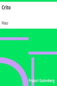 Cover of Crito