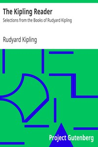 Cover of The Kipling ReaderSelections from the Books of Rudyard Kipling