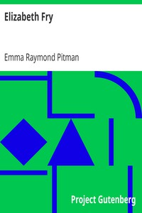Cover of Elizabeth Fry