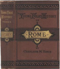 Cover of Young Folks' History of Rome