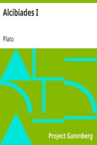 Cover of Alcibiades I